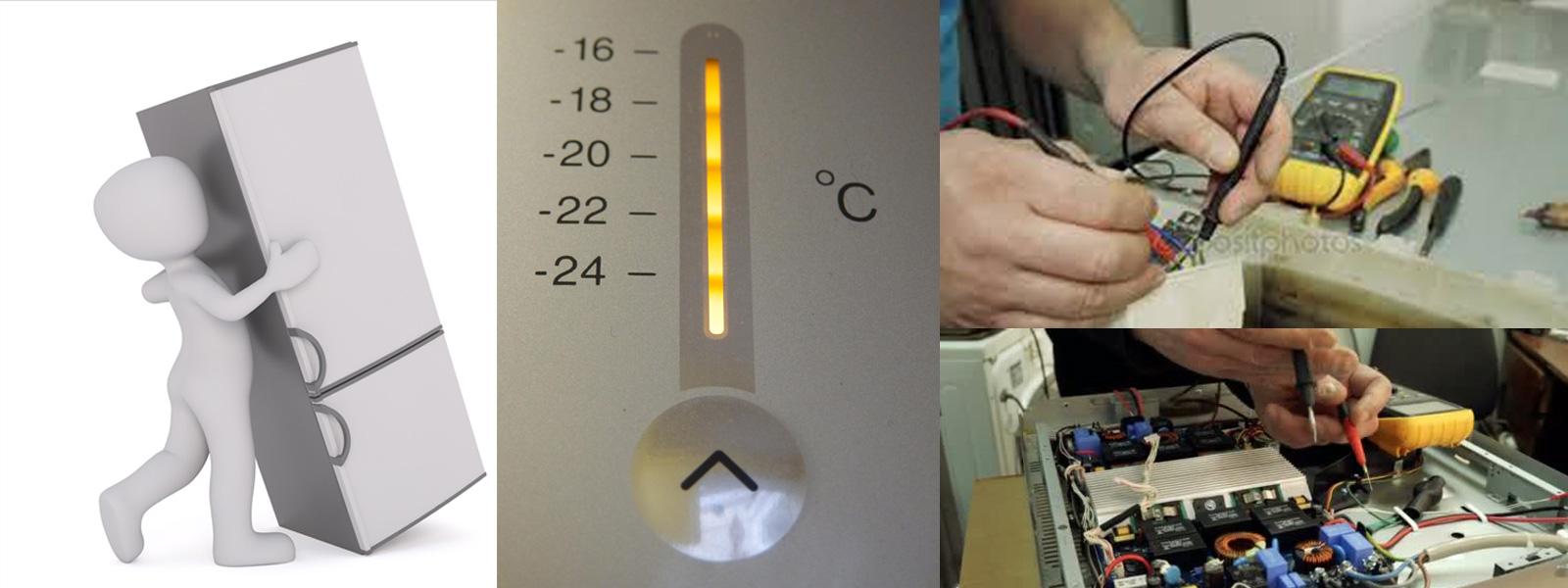 Kühlschrank Reparatur